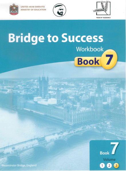 حل كتاب الانجليزي للصف السادس workbook الفصل الثاني