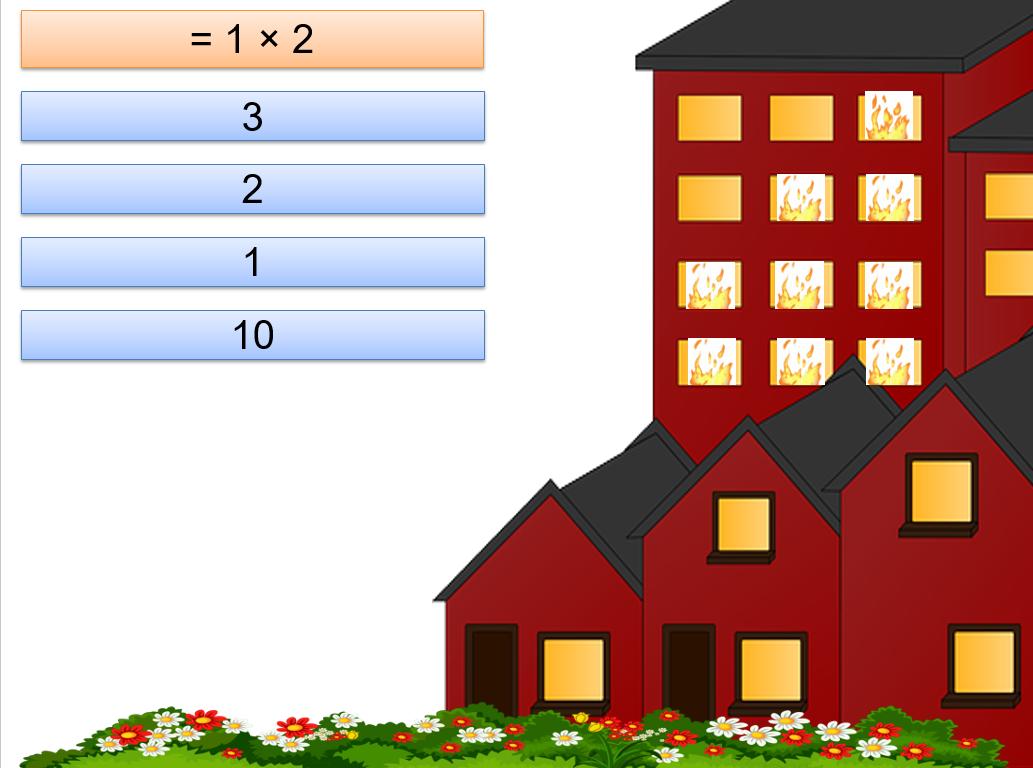 مسابقة جدول الضرب الصف الثالث مادة الرياضيات المتكاملة - بوربوينت