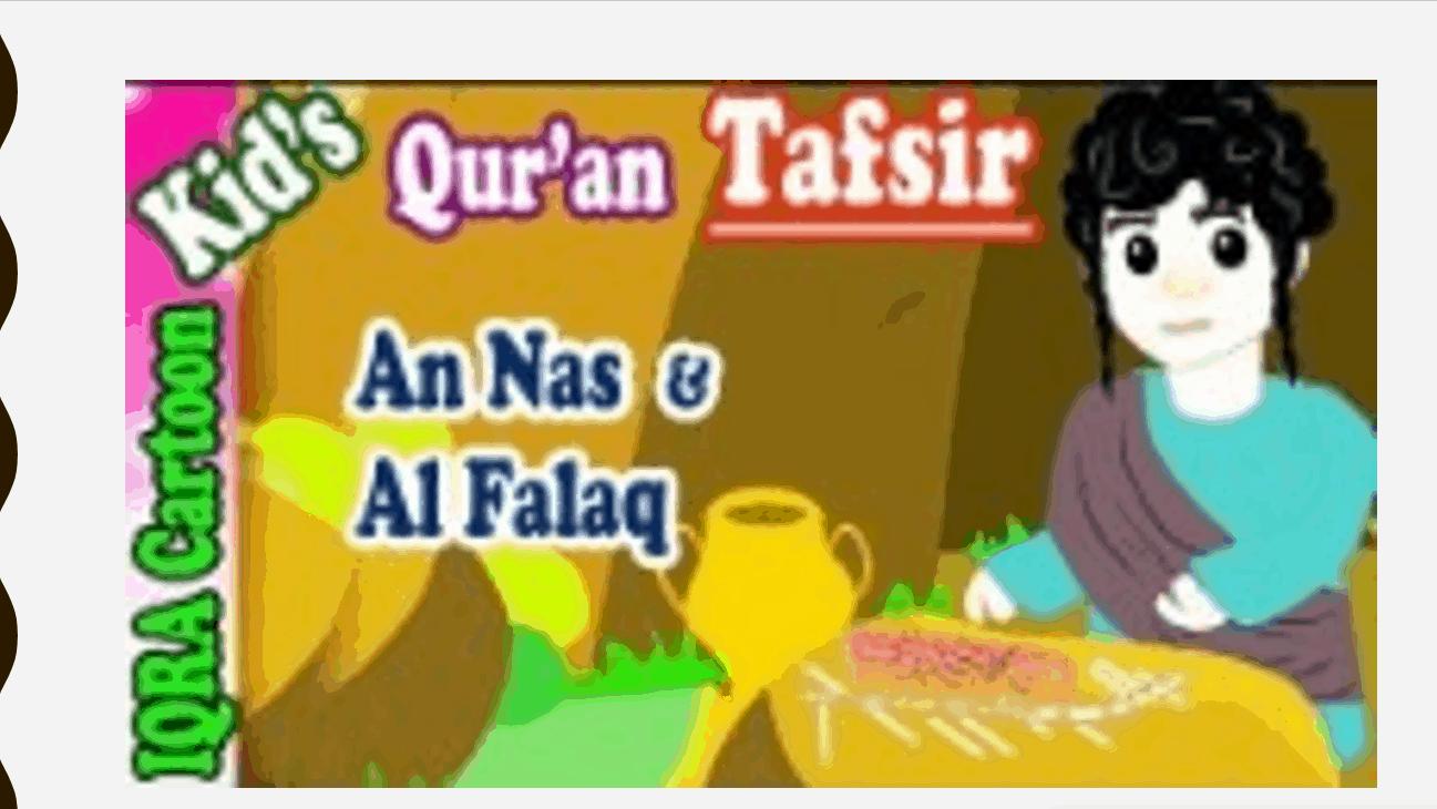 درس Surah Al Falaq لغير الناطقين باللغة العربية الصف الأول مادة التربية الإسلامية - بوربوينت